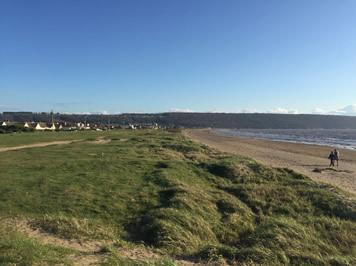 Sand Bay - beach