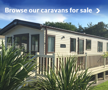 Static caravans for sale, Kewstoke, Somerset